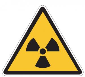 核マーク,ハザードシンボル
